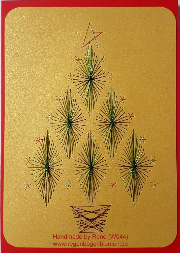 fadengrafik gru karten weihnachten. Black Bedroom Furniture Sets. Home Design Ideas